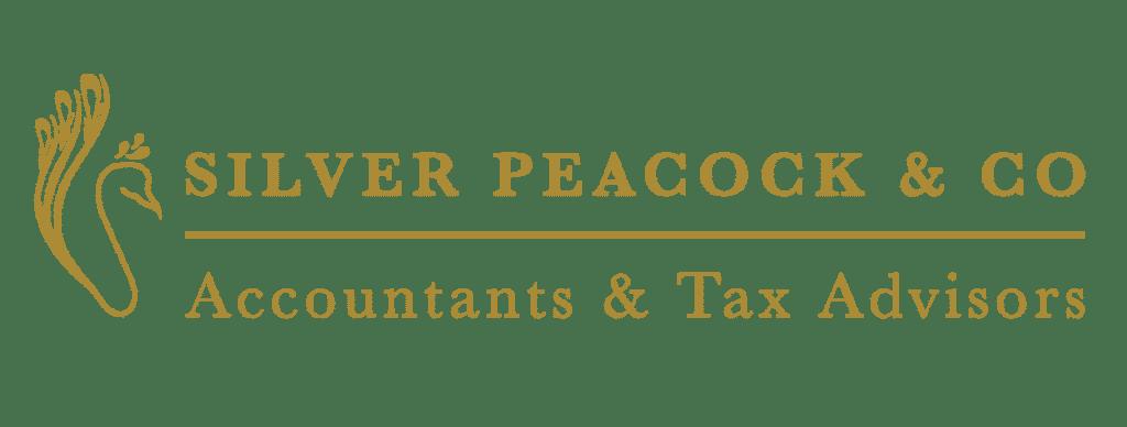 Silver Peacock Logo