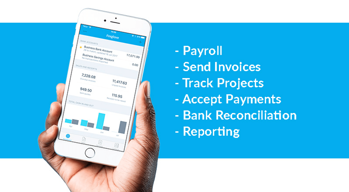 List of Services Included in Bookkeeping
